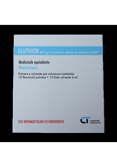 Глутатион (Глутион) в ампулах 600мг №10 (TAD 600)