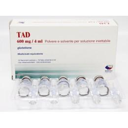 TAD 600 (Glutatione 600mg\4ml)