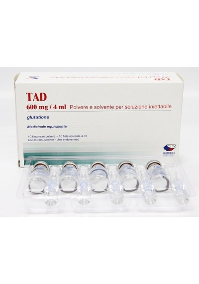 TAD 600 (Glutatione 600mg\4ml)